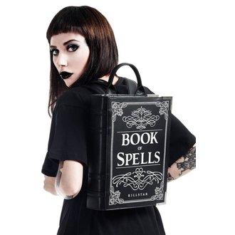 Backpack KILLSTAR - Book of Spells - Black, KILLSTAR