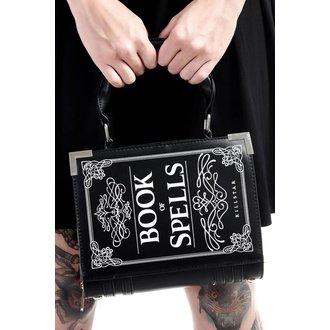 Purse (Shoulder bag) KILLSTAR - Book of Spells - Black, KILLSTAR