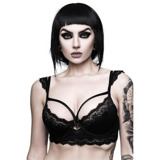 Bra KILLSTAR - Bordello - BLACK, KILLSTAR