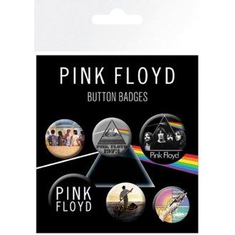 Badges PINK FLOYD - GB posters, GB posters, Pink Floyd