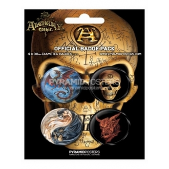 badges - Alchemy - BP80082 - Pyramid Posters