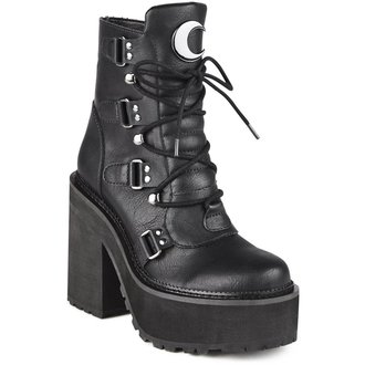 wedge boots women's - BROOM RIDER - KILLSTAR