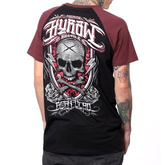 t-shirt hardcore men's - BORN DEAD - HYRAW, HYRAW