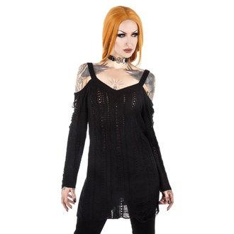 Sweater Women's KILLSTAR - Bury Bridgette - Black, KILLSTAR