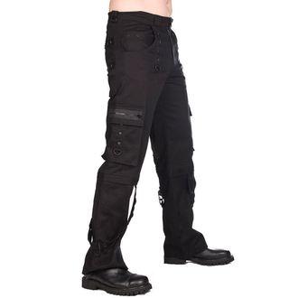 Men's trousers Black Pistol - Pyramide - Black, BLACK PISTOL