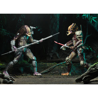 Figure (set of 2 pieces) Predator - Bad Blood & Enforcer, NNM, Predator