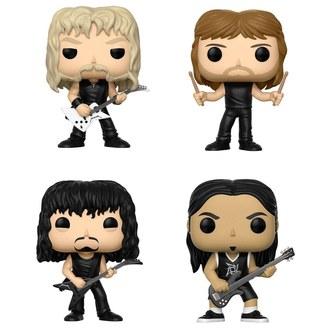 A set of figures Metallica - Band, POP, Metallica