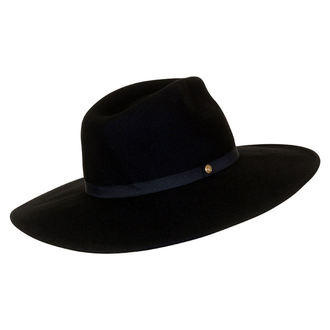 Fedora NECESSARY EVIL - ANTIBRAND WIDE BRIM WITCHES, NECESSARY EVIL