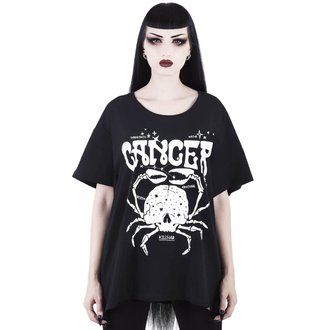 t-shirt women's - Cancer - KILLSTAR, KILLSTAR
