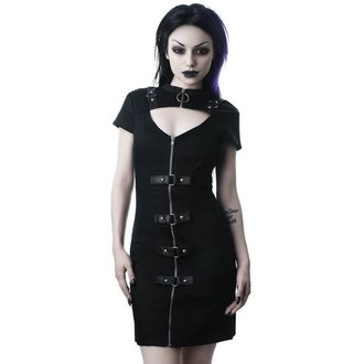 Women's dress KILLSTAR - Casey - BLACK, KILLSTAR