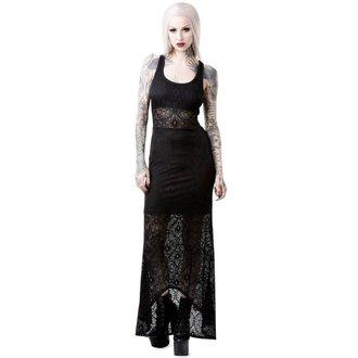 Women's Dress KILLSTAR - CHELSEA CHILL - BLACK, KILLSTAR