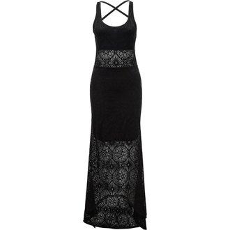 Women's Dress KILLSTAR - CHELSEA CHILL - BLACK - KSRA000139