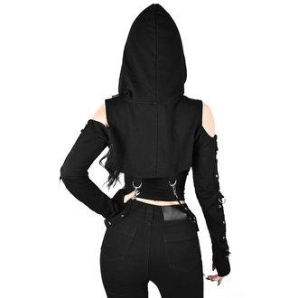 hoodie women's - CITY'S IN DUST - KILLSTAR