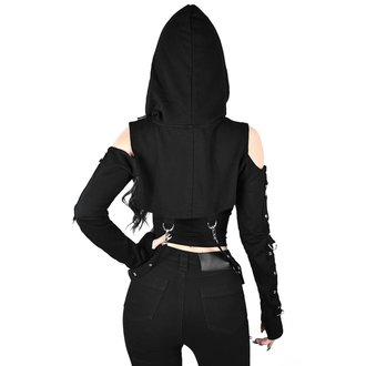 hoodie women's - CITY'S IN DUST - KILLSTAR, KILLSTAR