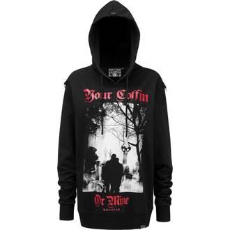 hoodie unisex - Coffin - KILLSTAR