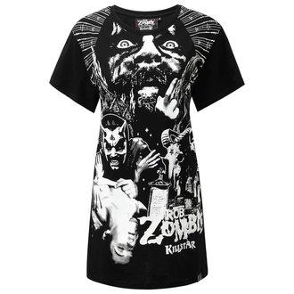t-shirt women's Rob Zombie - ROB ZOMBIE - KILLSTAR