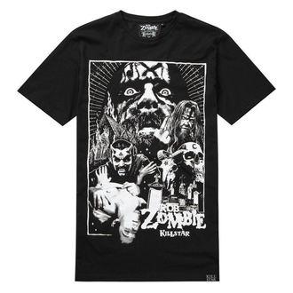 t-shirt men's Rob Zombie - ROB ZOMBIE - KILLSTAR - KSRA000708