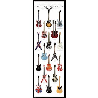 poster Guitar Heaven - PYRAMID POSTERS, PYRAMID POSTERS