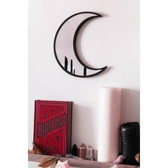 Mirror (decoration) KILLSTAR - Crescent - BLACK, KILLSTAR