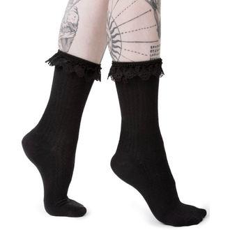 Socks KILLSTAR - CRUELLA - BLACK, KILLSTAR