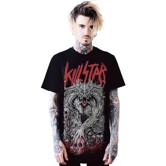 t-shirt men's - Crypt - KILLSTAR - KSRA001105