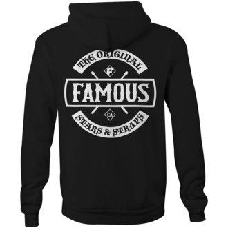 hoodie men's - CHAOS - FAMOUS STARS & STRAPS