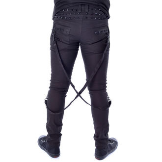 Men's trousers Vixxsin - CHROME - BLACK, VIXXSIN