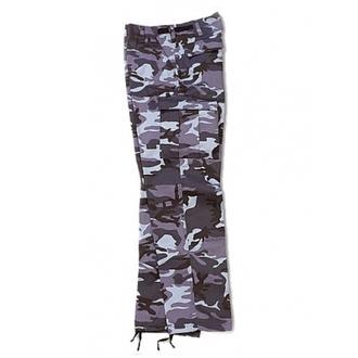 Pants Men's SURPLUS - RANGER TROUSER - BLUE Camo - 05-3581-28