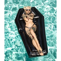Mat  inflatable BLACK CRAFT - Coffin, BLACK CRAFT