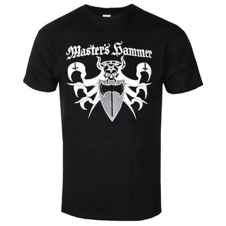 t-shirt metal men's Master´s Hammer - logo - NNM - MSH005