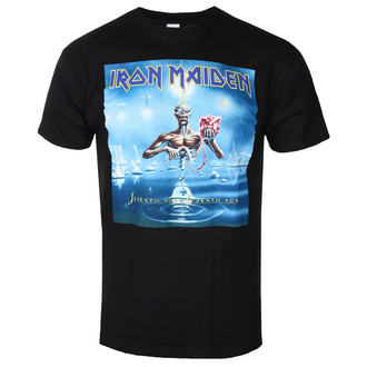 t-shirt metal men's Iron Maiden - Seventh Son - ROCK OFF - IMTEE83MB