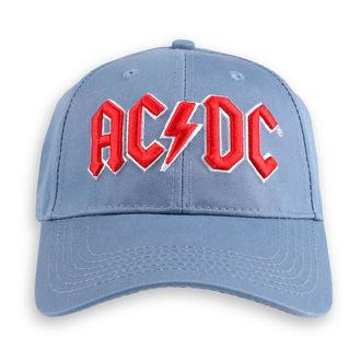 Cap AC / DC - Red Logo - ROCK OFF, ROCK OFF, AC-DC