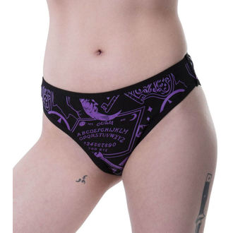 Panties Women KILLSTAR - DARK ARTS - BLACK, KILLSTAR