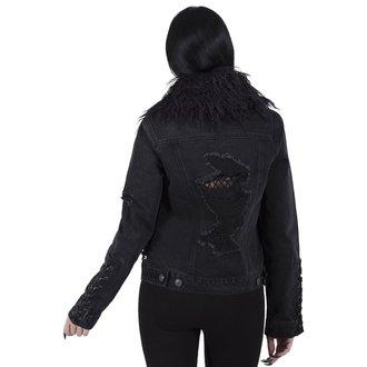 spring/fall jacket women's - Dark Daze - KILLSTAR, KILLSTAR