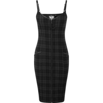 Women's dress KILLSTAR - Darklands - TARTAN - KSRA001152