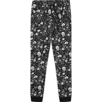 Women's pants (pajamas) KILLSTAR - Dark Slumbers - BLACK - KSRA001905