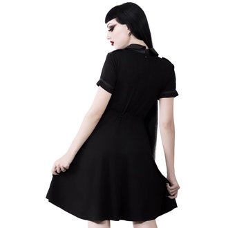 Women's dress KILLSTAR - Dark Doll - BLACK, KILLSTAR