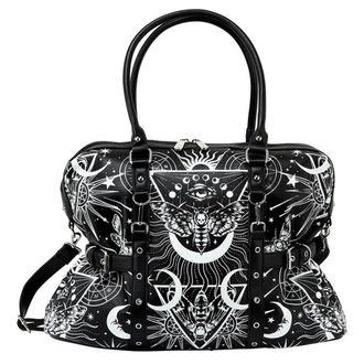 Purse (Handbag) KILLSTAR - DATURA WEEKEND - BLACK, KILLSTAR