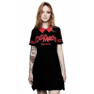 Women's dress KILLSTAR - ROB ZOMBIE - Dead City - BLACK, KILLSTAR, Rob Zombie