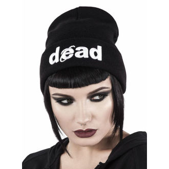 Beanie KILLSTAR - Dead - Black, KILLSTAR