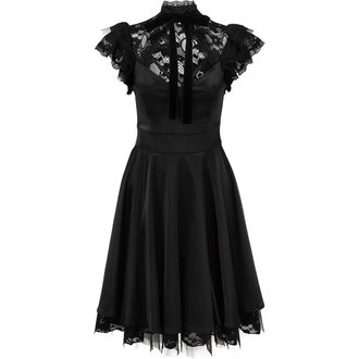 Dress Women's KILLSTAR - DEAR DARKENESS - BLACK
