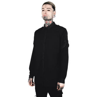 Shirts Men's KILLSTAR - DEATH WISH - BLACK, KILLSTAR