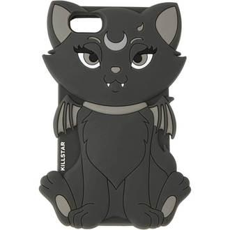 Cell phone cover (iPhone 7) KILLSTAR - Delish - BLACK, KILLSTAR