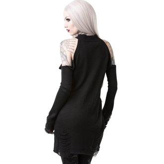 Sweater Women's KILLSTAR - DEPTHS OF DARKNESS - BLACK, KILLSTAR
