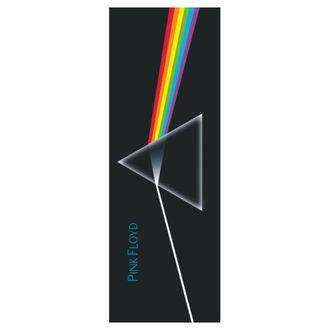 Flag Pink Floyd - Dark Side of the moon, HEART ROCK, Pink Floyd