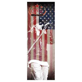 Flag Guns N' Roses - Axel Standing, HEART ROCK, Guns N' Roses