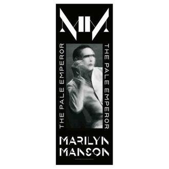 Flag Marilyn Manson - Pale Emperor, HEART ROCK, Marilyn Manson
