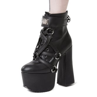 Shoe Harness KILLSTAR - DIABLO SHOE HARNESS - BLACK, KILLSTAR