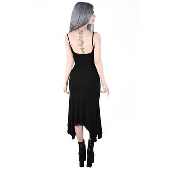 Women's dress  KILLSTAR - Diabolica - BLACK, KILLSTAR