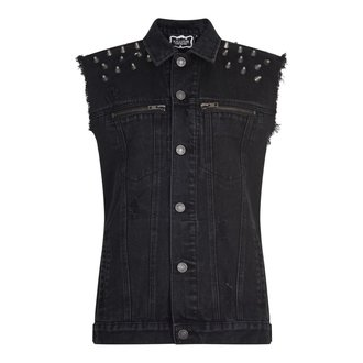 vest - Disobedience Cut Out - KILLSTAR